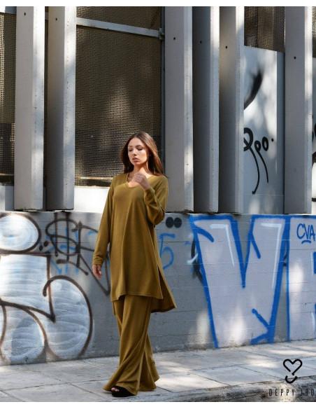 Women's Asymmetric blouse