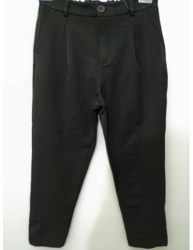 TROUSER WITH RUBBER