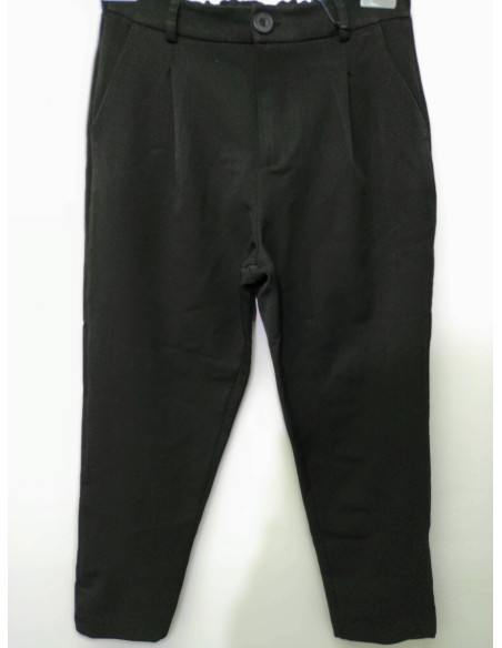 WOMEN'S TROUSER WITH RUBBER