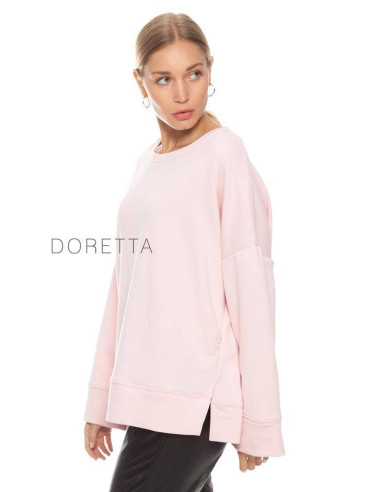 SWEATSHIRTS  PINK COLOR