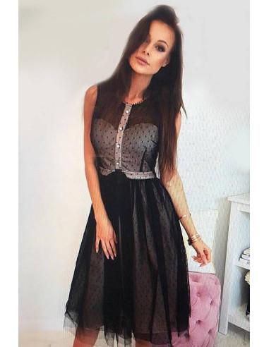 Evening Dress SOKY&SOKA Black