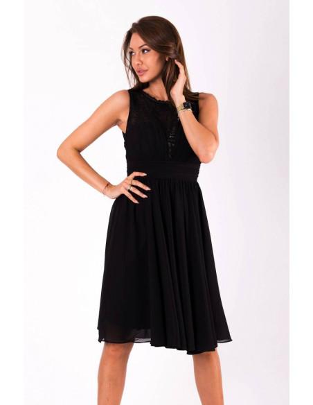 Evening Dress EVA&LOLA Black
