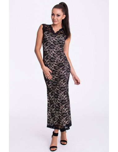 Women's Dress EMAMODA Black