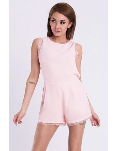 Women's Playsuit YNS Pink