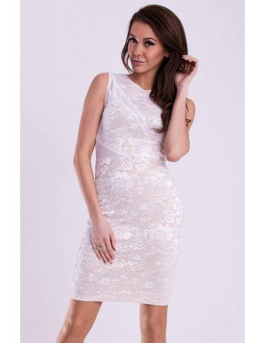 Women's Dress YNS White